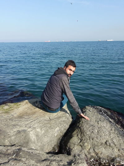 Samsun deniz kenarı