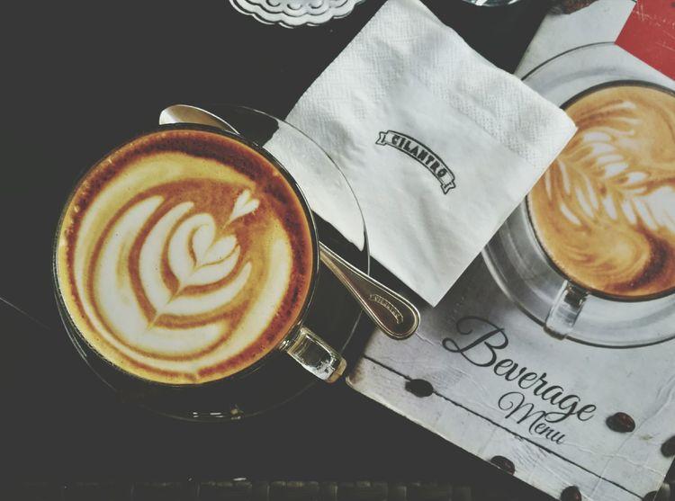 Morning Coffee Coffee - Drink Latte Maadi Cilantro