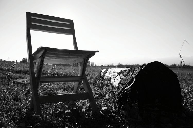 The chair Field