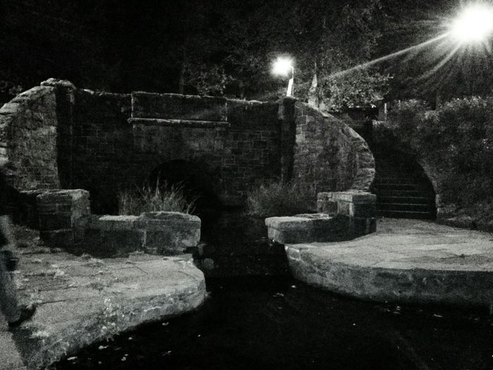 Stone Courtyard  Forgotten Places  Surprise Location Historical Place Sleepy Hollow Playing With The Light Stone Stairs Little River