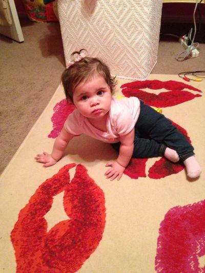 Chanitas niece, Sophia.