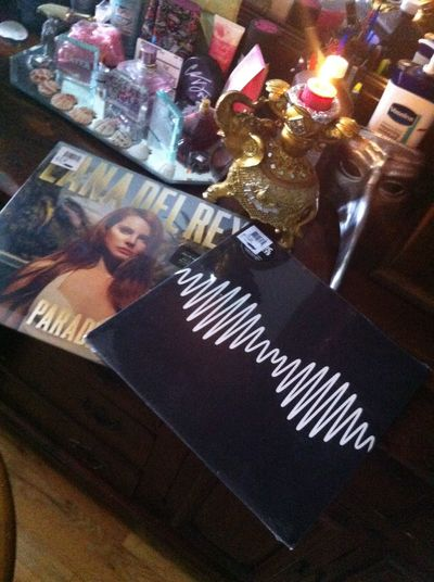 My babes! Merry Christmas! Arctic Monkeys LanaDelRey