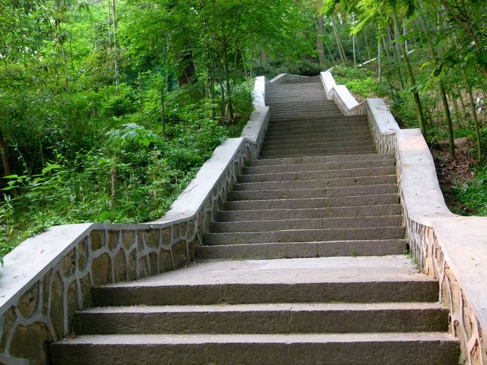 stairs to go