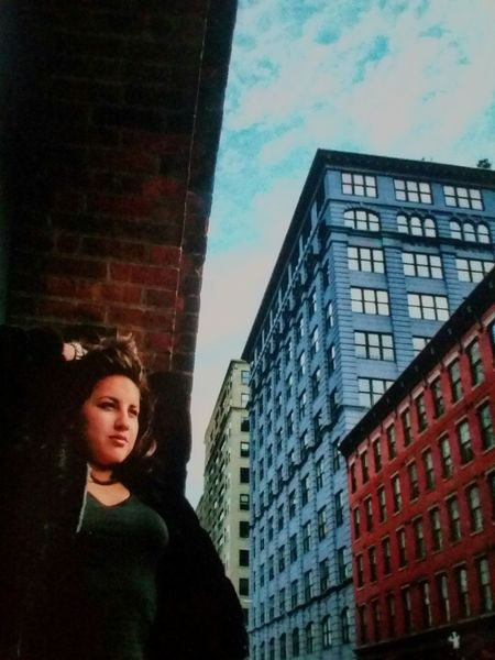 Streetphotography Street Photography Portrait Portrait Of A Woman Color Portrait Portrait Of A Friend Brooklyn Urban Fashion Street Fashion Natural Light Beautiful Woman Natural Beauty Young Woman Woman Single Light Source