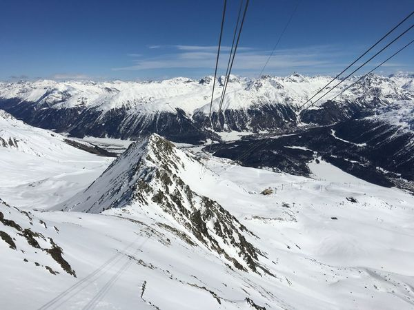 Amazing Cable Car Celerina COME ON  Come On! Downhill Emotion Landscape Landscape_Collection Landscape_photography Lanscape Let's Go Mountain Mountain View Mountain_collection Mountains Mountains And Sky Sankt Moritz Skiing Skiing ❄ Slope Slopes Snow Snow ❄ Stunning View