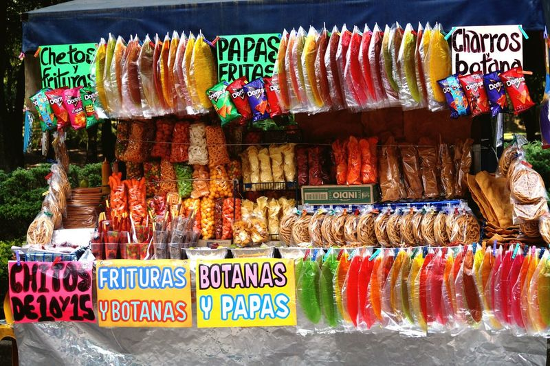 Flavors of Mexico Colors & Flavors Candysunrise Fullcolors Mexico City Streetphoto
