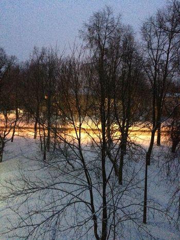 Урааа!Снег!❄️❄️❄️❄️