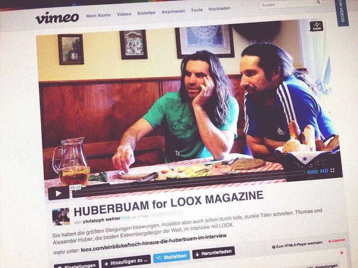 Huberbuam Http://vimeo.com/66063435