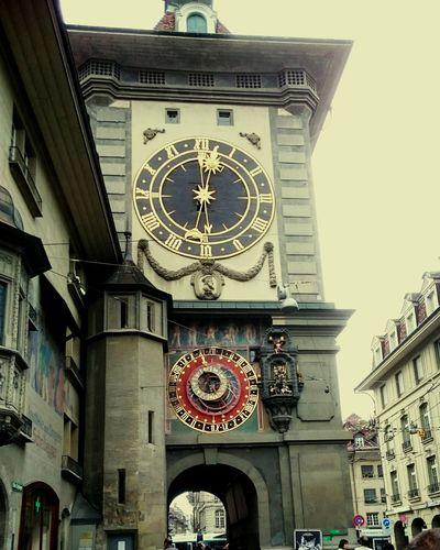 Bern Uhrturm Schweiz Altstadt Wunderschön Traveling Travel Taking Photos Photography Old