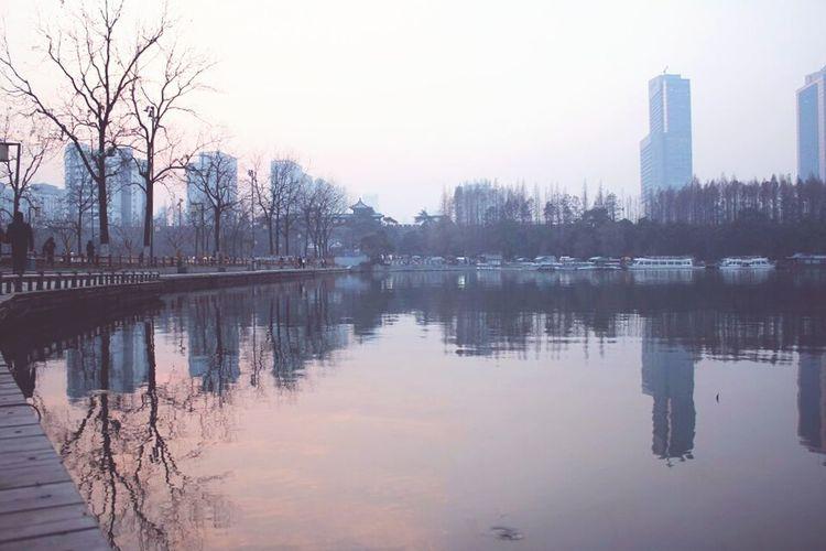 Lake 中国南京 China View EyeEm NANJING南京CHINA中国BEAUTY