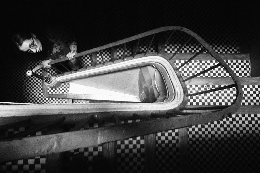 Girona SPAIN Stairs Indoors  Blackandwhite Black And White Black & White Blackandwhite Photography Black And White Photography Black And White Friday