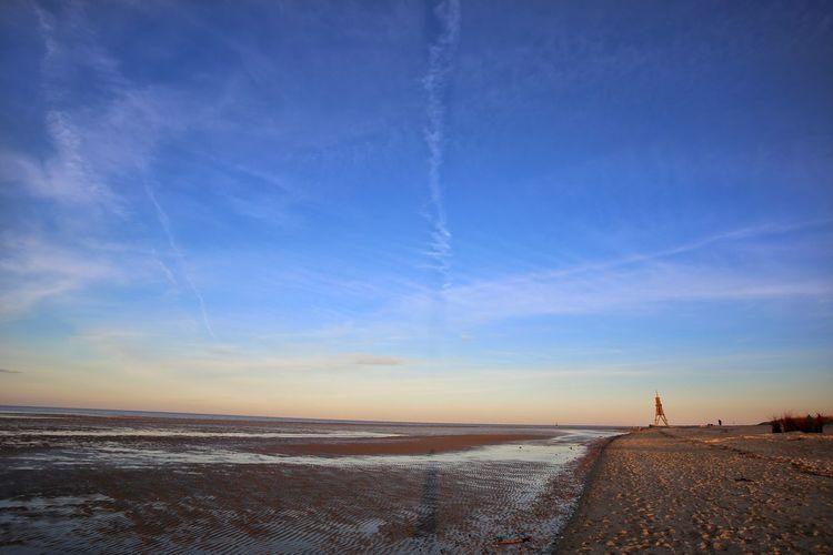 Nordsee Sand