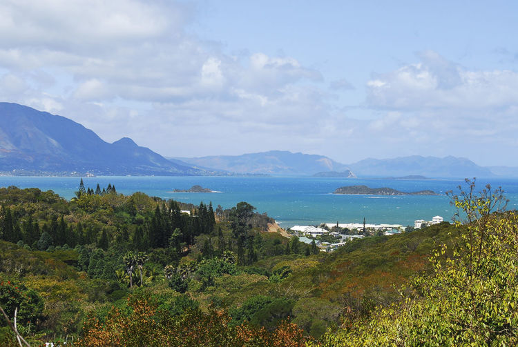 Views in Noumea, New Caledonia Beauty In Nature Day Grass Growth Landscape Mountain Mountain Range Nature New Caledonia No People Outdoors Plant Scenery Scenics Sea Sky Tranquil Scene Tranquility Tree Vegetation Water