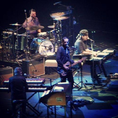 "Andrés Calamaro, ""Bohemio Tour"" Santiago 2013"