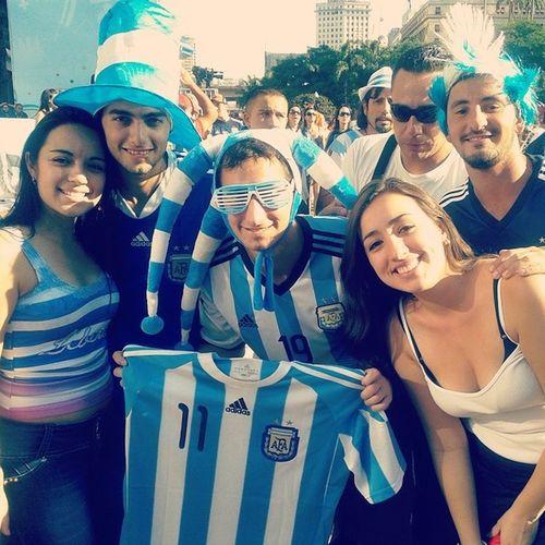 Los Hermanos Argentina Copabrasil