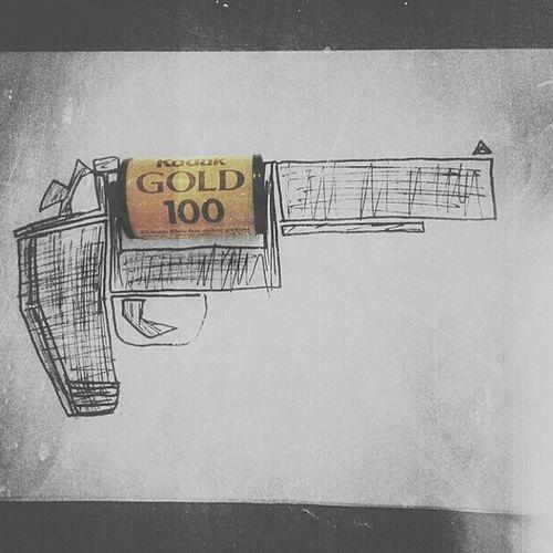 The KODAK 100 Gun :P Let's Start Shooting Everything :D Myigtag Myigtech