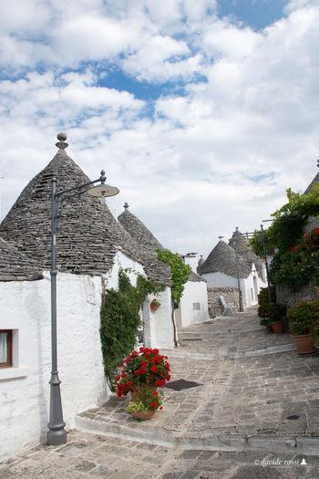 Alberobello e i suoi trulli