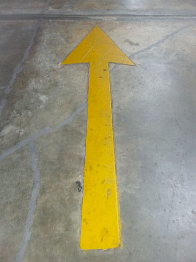 Transportation Signs Yellow Urban No People Directional Sign Journey Parking Lot Signbordcat Mode Of Transport