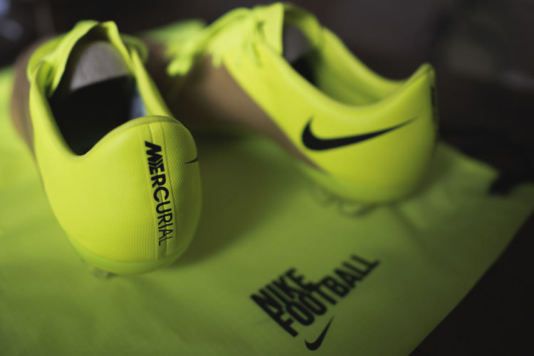 Close-up Football Futbol Nike Shoes Soccer Soccer Cleats Soccer Cleats <3  Soccer⚽ Sporting Sports Equipment