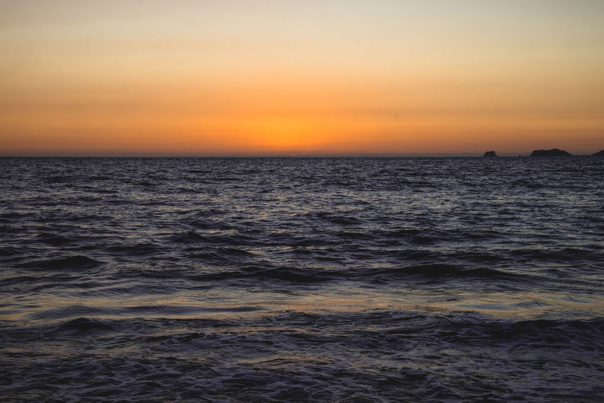 Beauty In Nature Celestun Horizon Over Water Idyllic Nature Nature Nature Photography Nature_collection No People Non-urban Scene Ocean Orange Color Rippled Scenics Sea Seascape Sky Sun Sunset Tranquil Scene Tranquility Water Waterfront Wave Yucatan Mexico