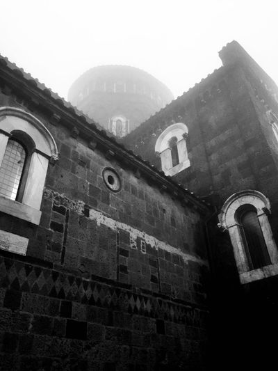 Nebbia Architecture Art Built Structure Architecture Building Exterior Building Low Angle View Sky No People Nature History Old The Architect - 2018 EyeEm Awards
