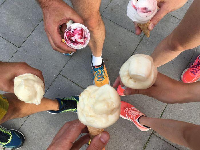 Running Lauftreff Bahnstadt Food And Drink Food Frozen Food Ice Cream Sweet Food Sweet Frozen