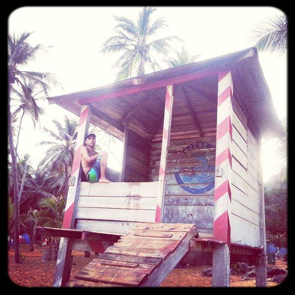 Choroni Beach Summer Venezuela