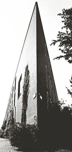 Amsterdam Architecture Minimalism_bw Minimalist