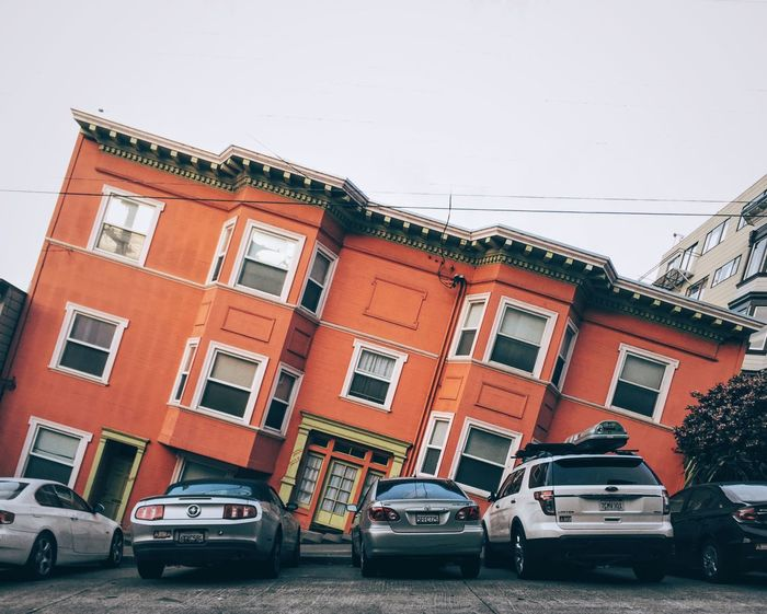 San Francisco The Architect - 2016 EyeEm Awards