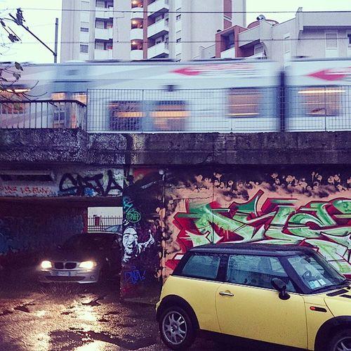 Urbanlandscape Leonka Criticalwine Rainy Sunday Mini Automotive Milan