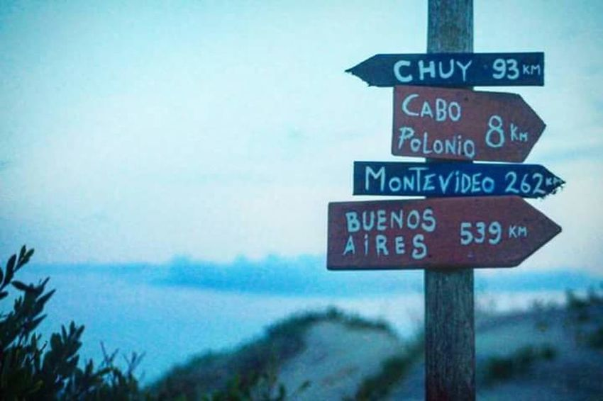 The Week On EyeEm EyeEmNewHere EyeEm Selects Beach Day Sea Text Cabo Polonio - Uruguay Valizas Uruguay Uruguay Summer Road Tripping