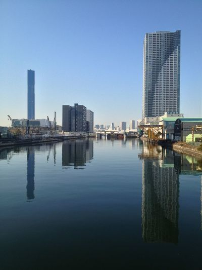 静寂 Waterfront Tokyo