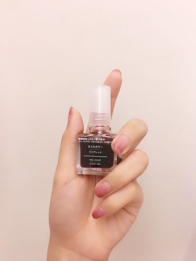 Fingernail Nailpolish Nail Polish Nails 無印良品