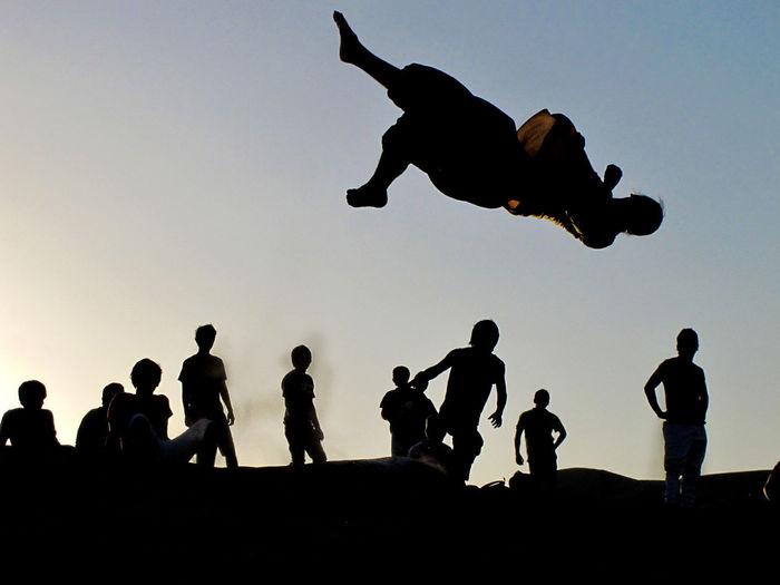 Funny Jump Peru