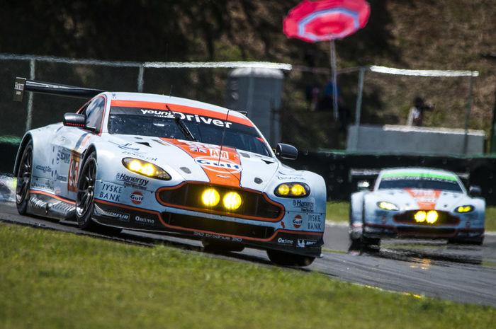 Aston Martin Interlagos  Le Mans Race Racecar
