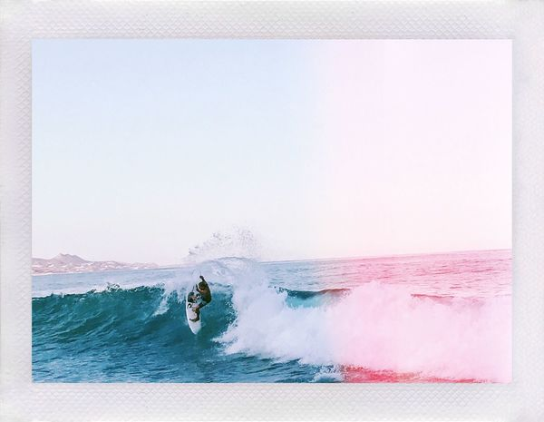 The Great Outdoors - 2017 EyeEm Awards Sea EyeEmNewHere Showcase June Surf Surfing Film Filmisnotdead Film Photography Surfer Surf Photography Wave Surfers Seascape Sea Life Waves, Ocean, Nature Sommergefühle Let's Go. Together. Sommergefühle