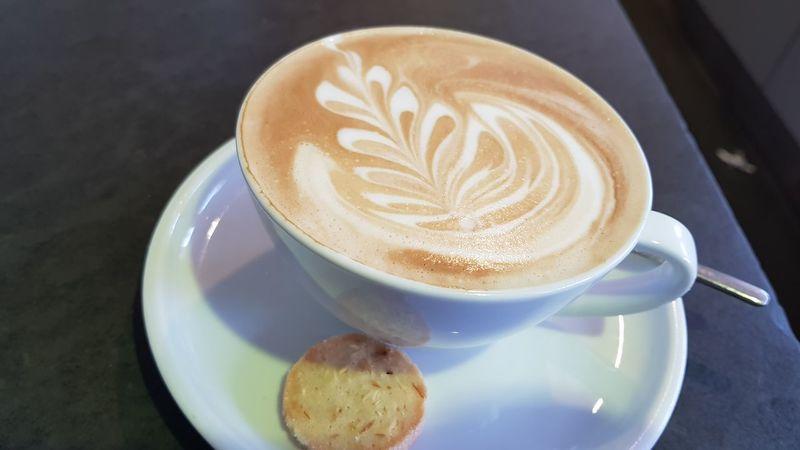 Need a break? 《 Selfmade Cappuccino Coffebreak Latte Art Business Need A Break 》