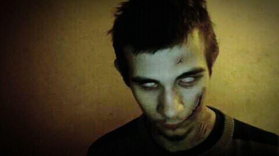 I Am. Zombieboy . Hello World! Taking Photos OMG!!!!  Superhero Zombie Natural Beauty Impossible Moments