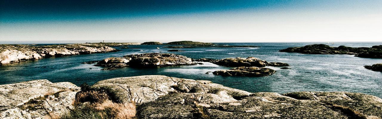 Baltic Sea Beach Sea Skerry Landscape