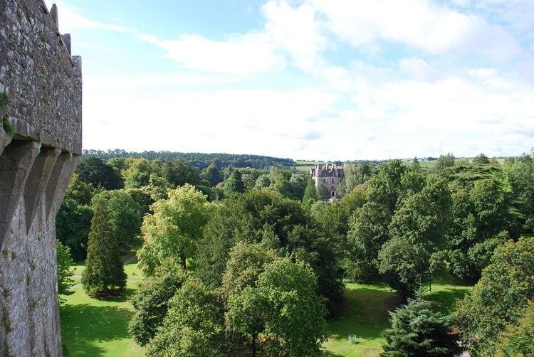 Blarney Castle Castle Clouds And Sky Definition Forest Green House Ireland Nature Quiet Thinker Feel The Journey Home