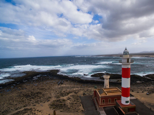 fuerteventura canarian islands spain drone aerial corralejo lighthouse close north DJI Mavic Pro DJI X Eyeem Fuerteventura Fuerteventura Island Lighthouse Wanderlust Aboutpassion Aerial View Dronephotography Vanlife