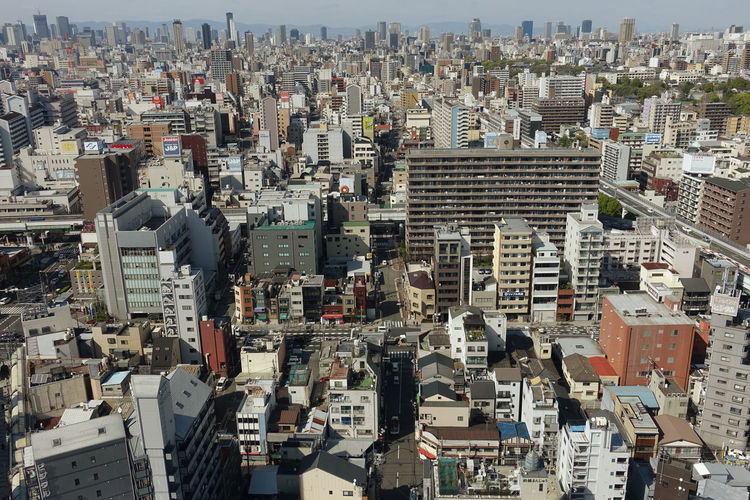 Aerial View Architecture Building Exterior Built Structure City City Life Cityscape Development Modern Office Building Residential Building Tall - High Travel Destinations Urban Urban Skyline The Architect - 2016 EyeEm Awards Ultimate Japan A Bird's Eye View