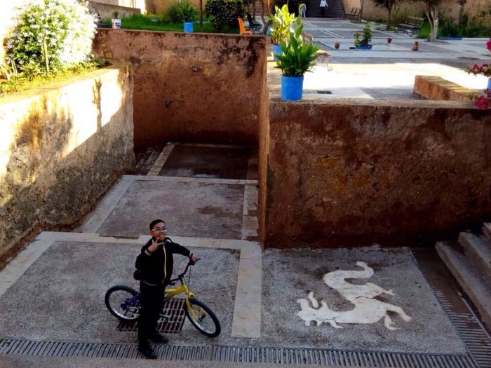 Childhood Destinations Beautiful Cities Beautiful Places Beautiful Area Childhood Azemour Morocco Portrait Bike Real People Transportation One Person Architecture Lifestyles City Mode Of Transportation Full Length Bicycle Leisure Activity Built Structure Outdoors Riding