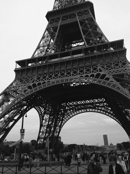 probably coming back again to this place 😍 International Landmark Architecture Tourism Built Structure Travel Destinations Famous Place Tall - High Capital Cities  Low Angle View Large Group Of People Paris, France  Paris Je T Aime Iphoneonly ShotOnIphone EyeEm Best Shots EyeEmbestshots