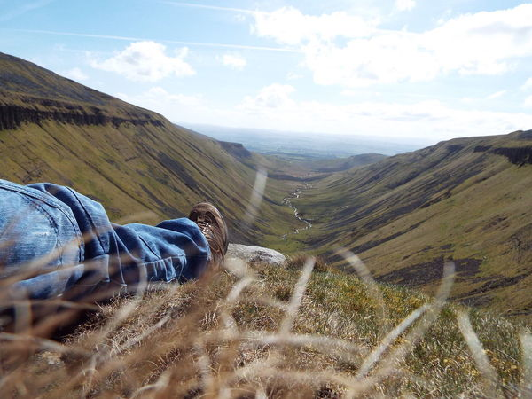 Enjoying Life That's Me Relaxing High Cup Nick Glacial Valley U Shaped Valley High Cup Gill North Pennines Pennines Pennine Way Mountains And Hills Tranquility Tranquil Scene Non-urban Scene Non Urban Scene English Countryside AONB Area Of Outstanding Natural Beauty Green Grass Area Rocks Rocky The Great Outdoors - 2016 EyeEm Awards Ice Age Finding New Frontiers Go Higher
