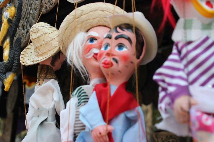 EyeEm Selects Mexico City Chapultepec CDMX Mexican Toys Wooden Pupets First Eyeem Photo