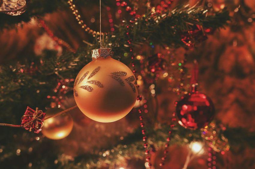Christmas Christmas Tree Christmas Lights Decoration Xmas