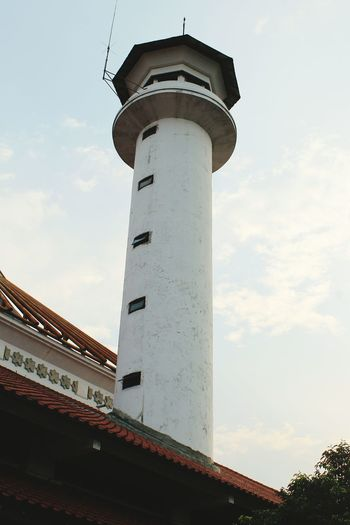 """MENARA"" Architecture Tower Travel Destinations No People Building Exterior Mosque Architecture Surabaya City Outdoors"