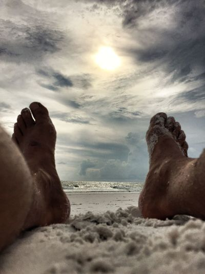 Beach Beach Life Ana Maria Island Sarasota Feet Horizon Over Water Two Is Better Than One Finding New Frontiers