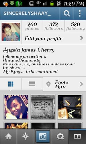 Add Me On IG